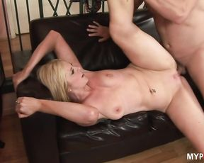 This big cock gonna fuck naughty Katrena's pussy