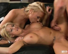 Anal Fuck Brooke Haven and Holly Wellin