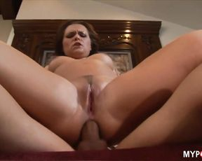 Babe Katja Kassin fucked hard and rough in ass