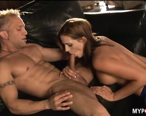 Crissy Cums's ass rammed with hard cock