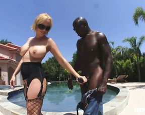 Hot MILF Sunny Day hard fucked in ass